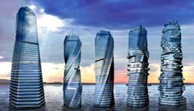 نگاهی به برج داوینسی دبی