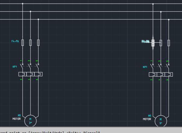 آموزش نقشه کشی برق صنعتی