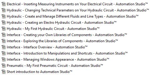 آموزش automation studio