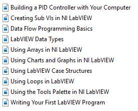 آموزش labview