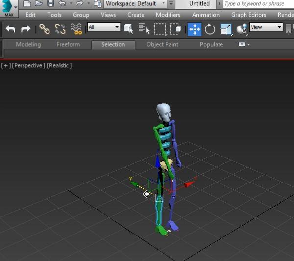 3D MAX اموزش