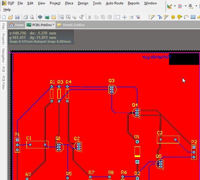 آموزش altium designer
