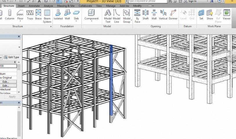 آموزش رویت معماری