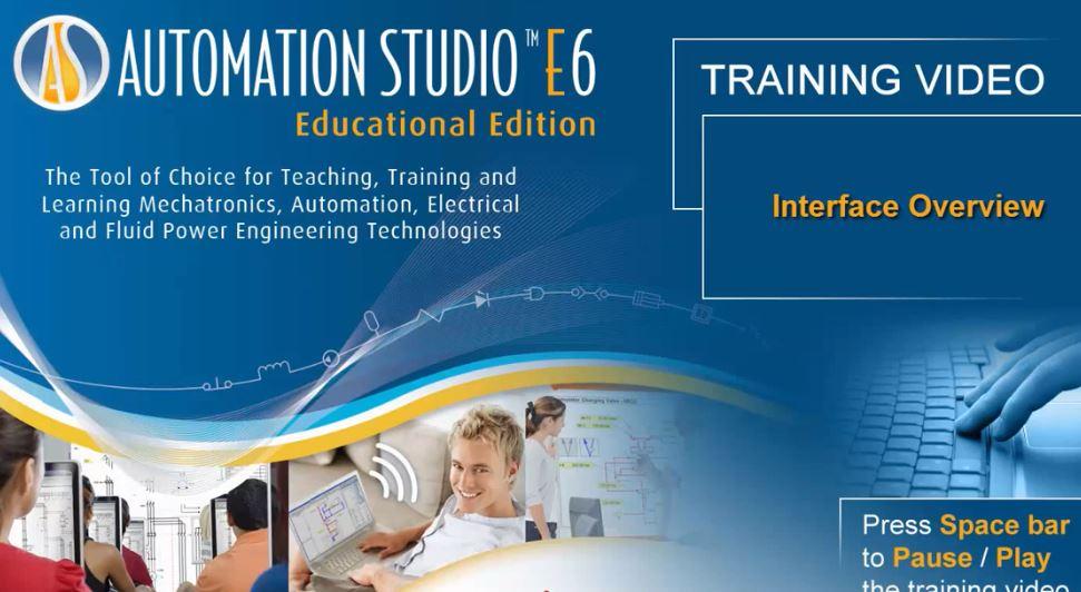 دانلود فیلم آموزش automation studio